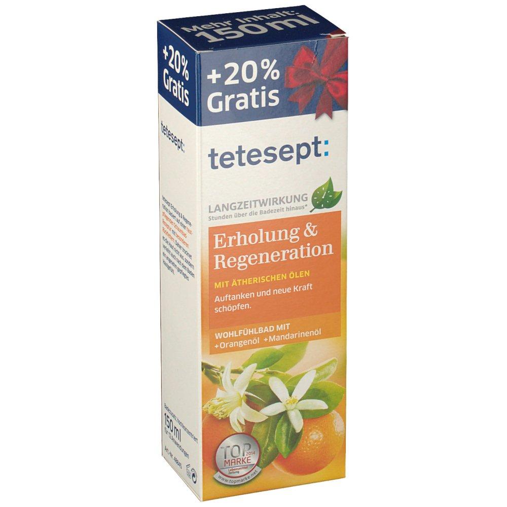 tetesept® Erholung & Regeneration