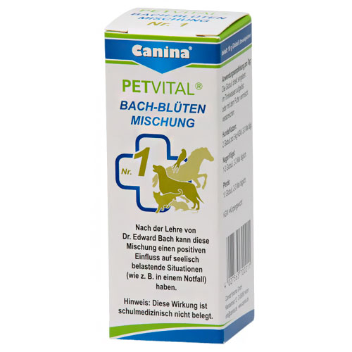 Canina® Petvital® Bach-Blüten Nr. 1