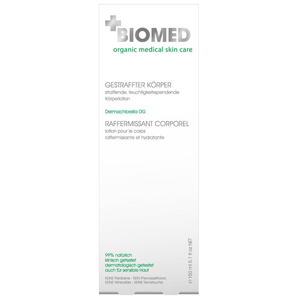 Biomed Gestraffter Körper Creme