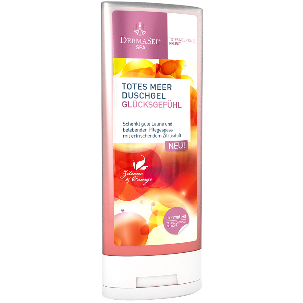 Dermasel® Totes Meer Duschgel Glücksgefühl