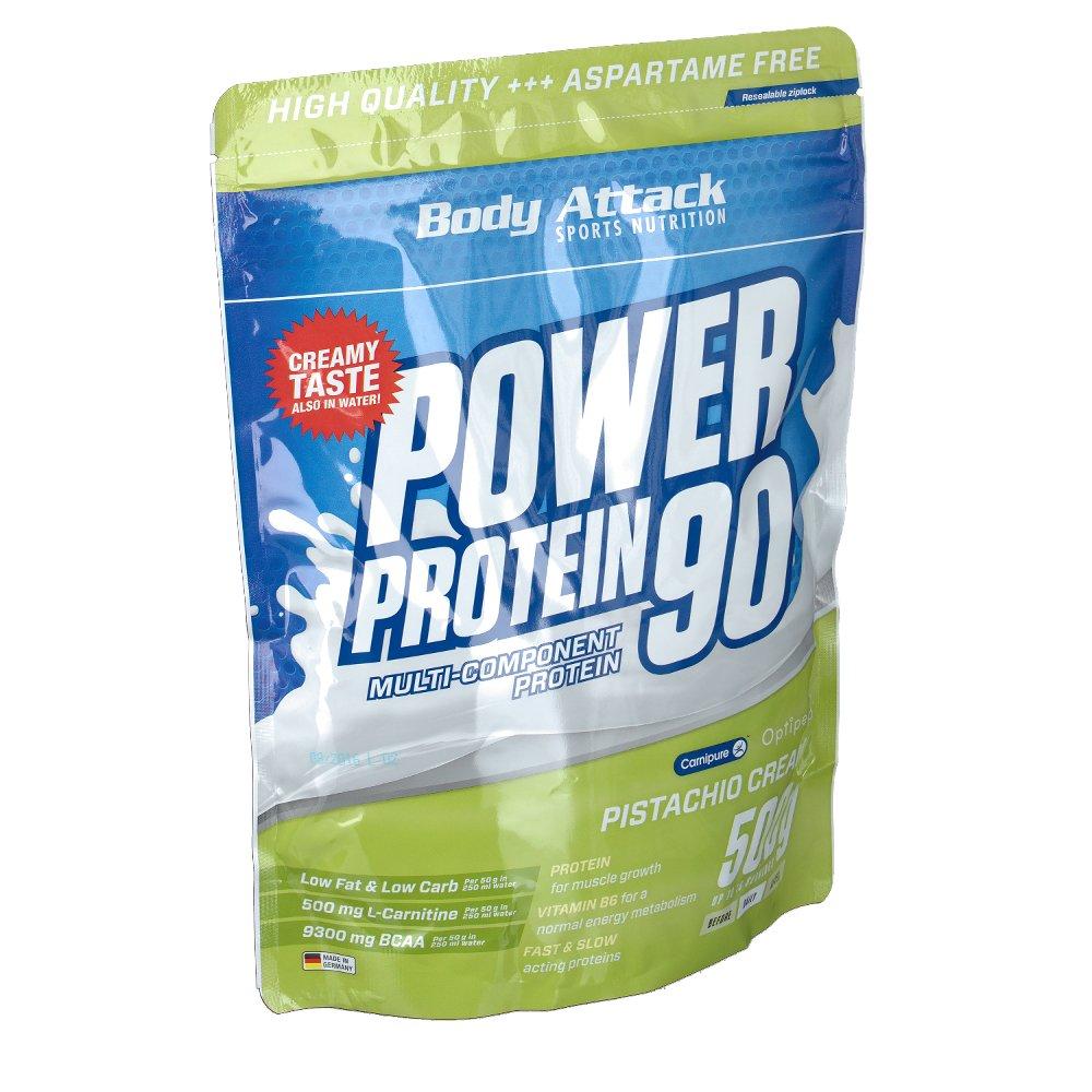 Body Attack Power Protein 90 Pistachio Cream