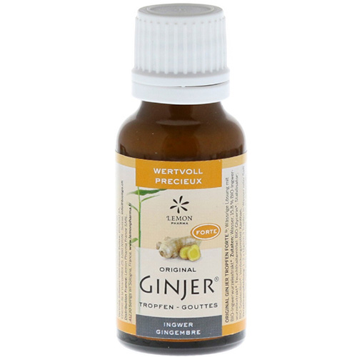 Lemon Pharma Ingwer Ginjer® Forte bei Shop-Apotheke