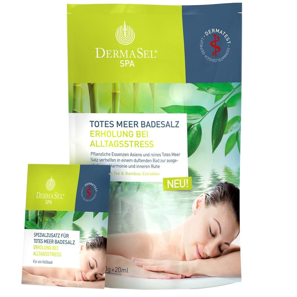 Dermasel® SPA Erholung bei Alltagsstress