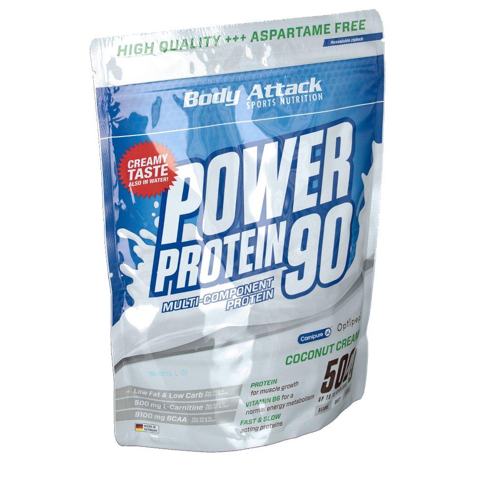 Body Attack Power Protein 90 Coconut Cream