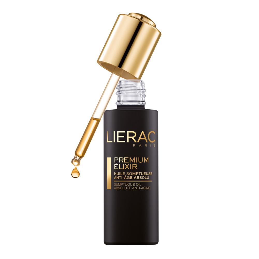 lierac premium elixir масло отзывы