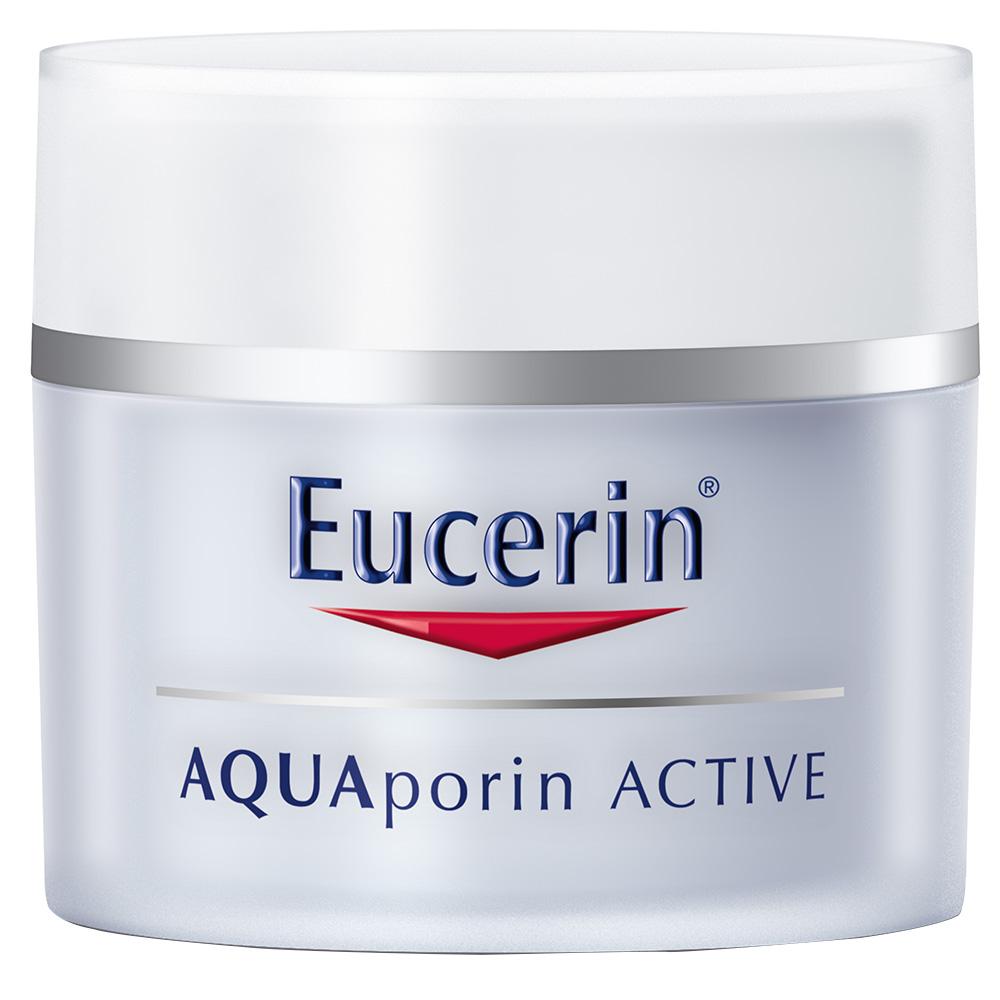 Eucerin AQUAporin active bogata hidrantna krema