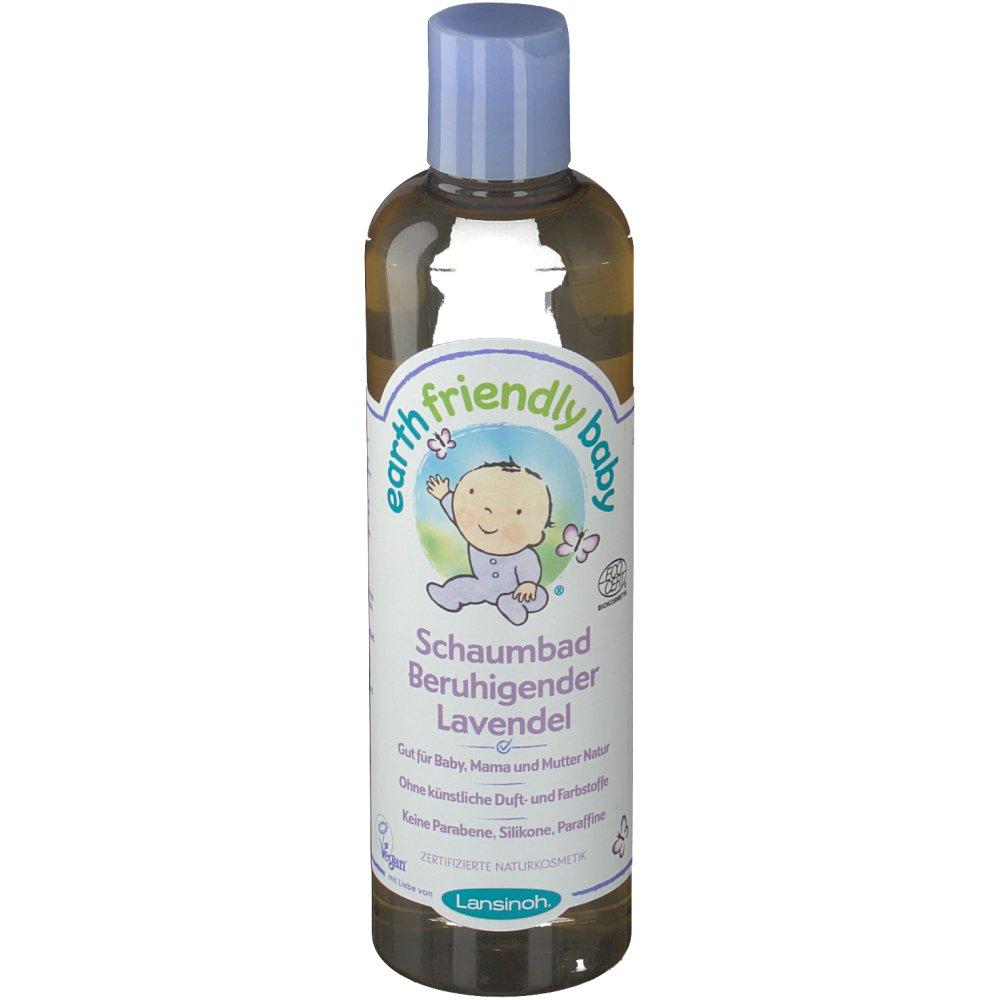 Lansinoh Earth Friendly Baby® Schaumbäder Lavendel