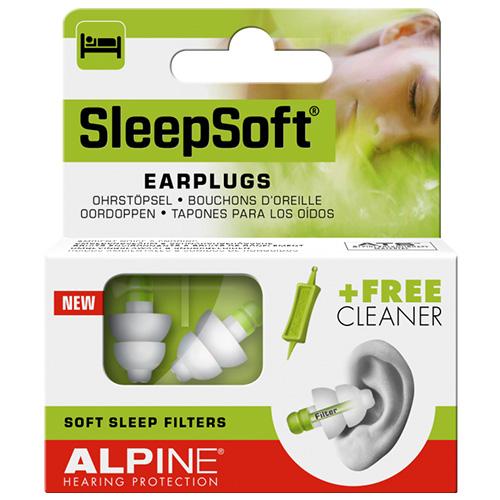 Alpine sleepsoft ohrst psel shop for Cuffie insonorizzanti per dormire