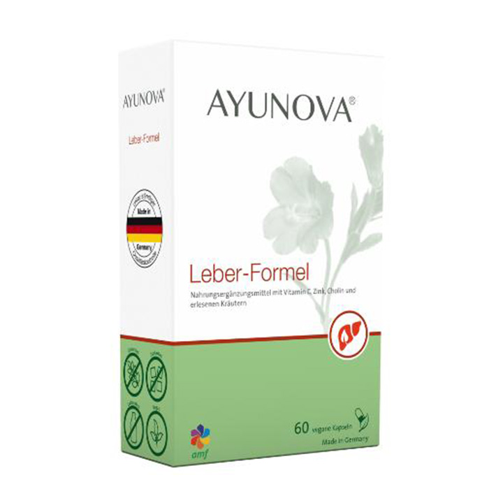 Ayunova® Leber-Formel