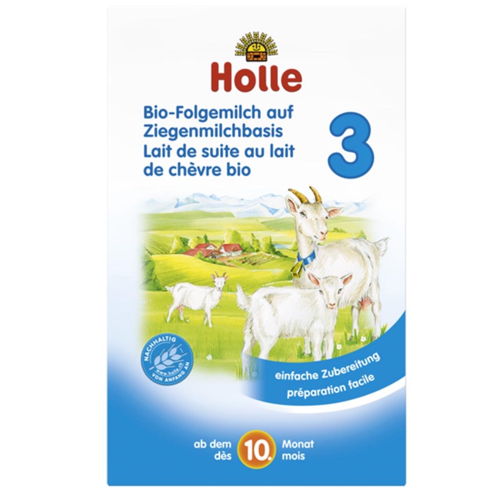 Holle Bio-Folgemilch auf Ziegenmilchbasis 3