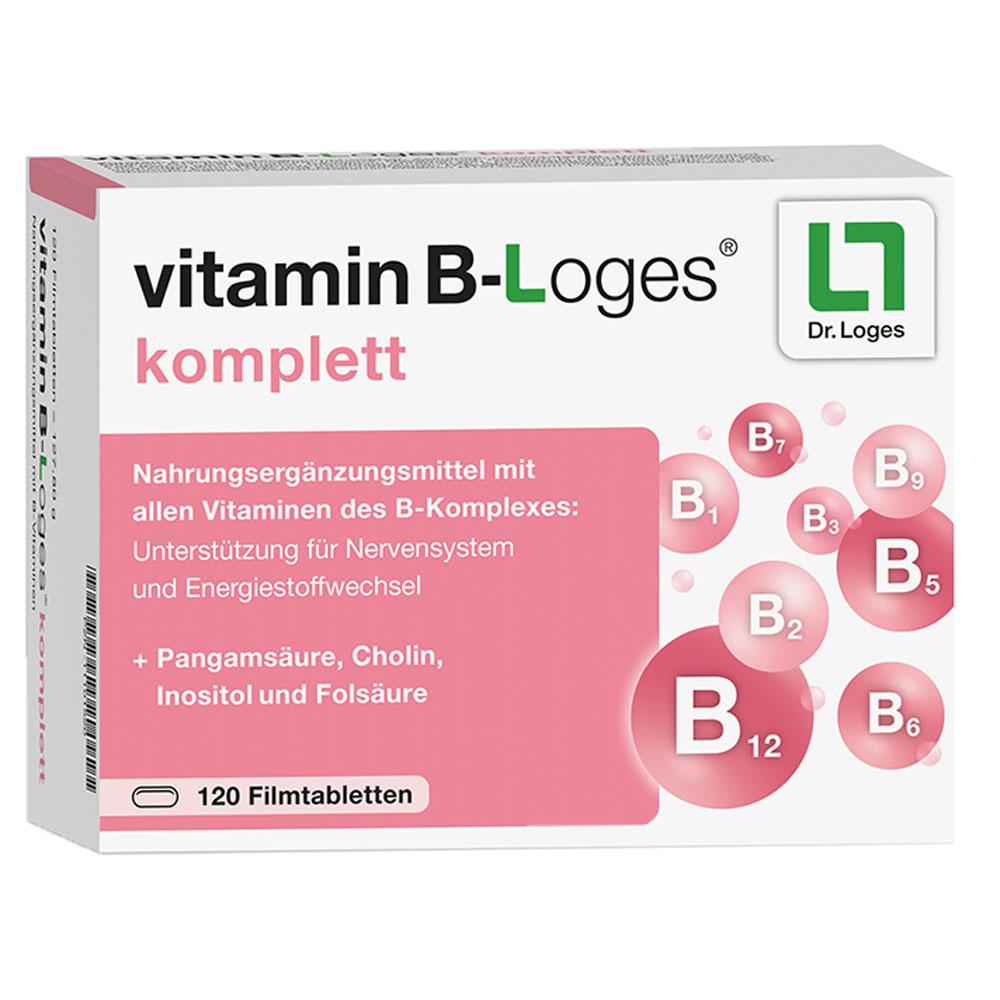 Vitamin b loges komplett shop for B b com
