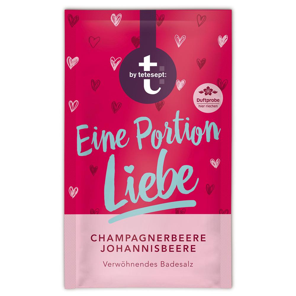 t by tetesept® Eine Portion Liebe