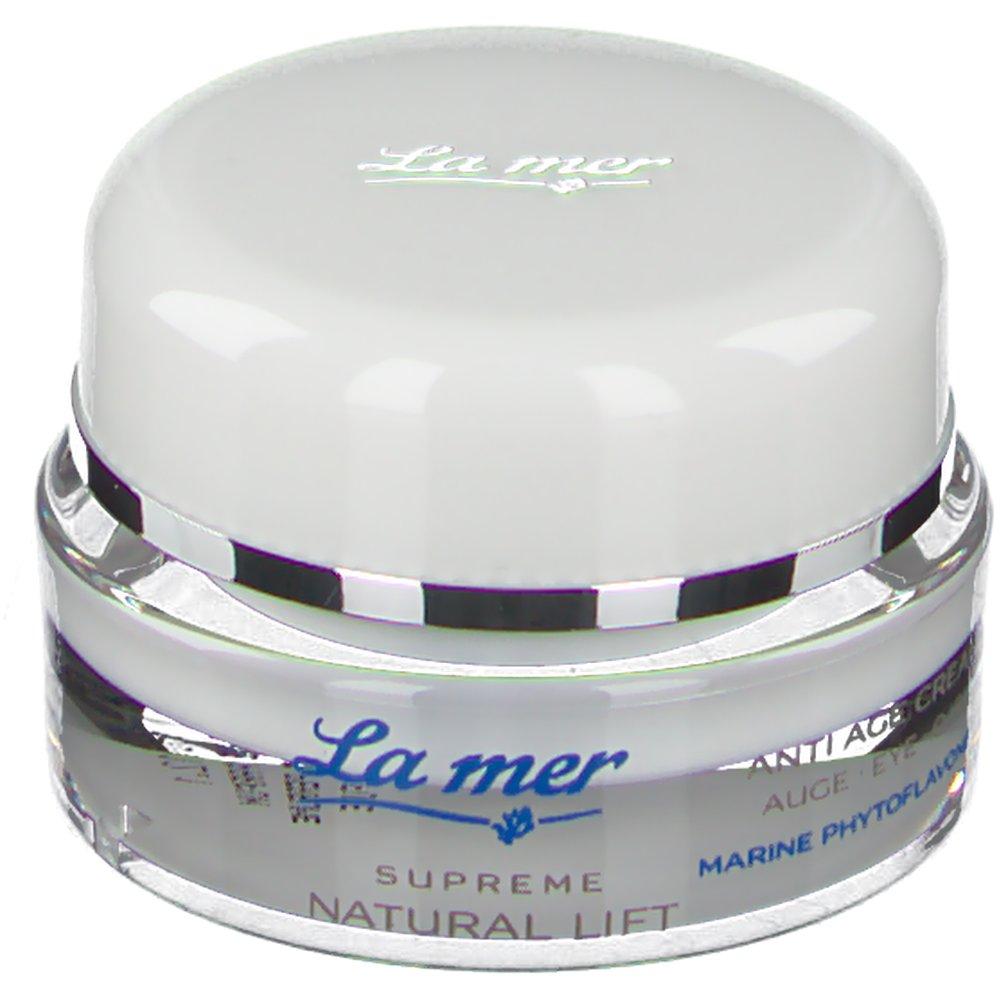 La mer Supreme Natural Lift Anti Age Cream Auge...
