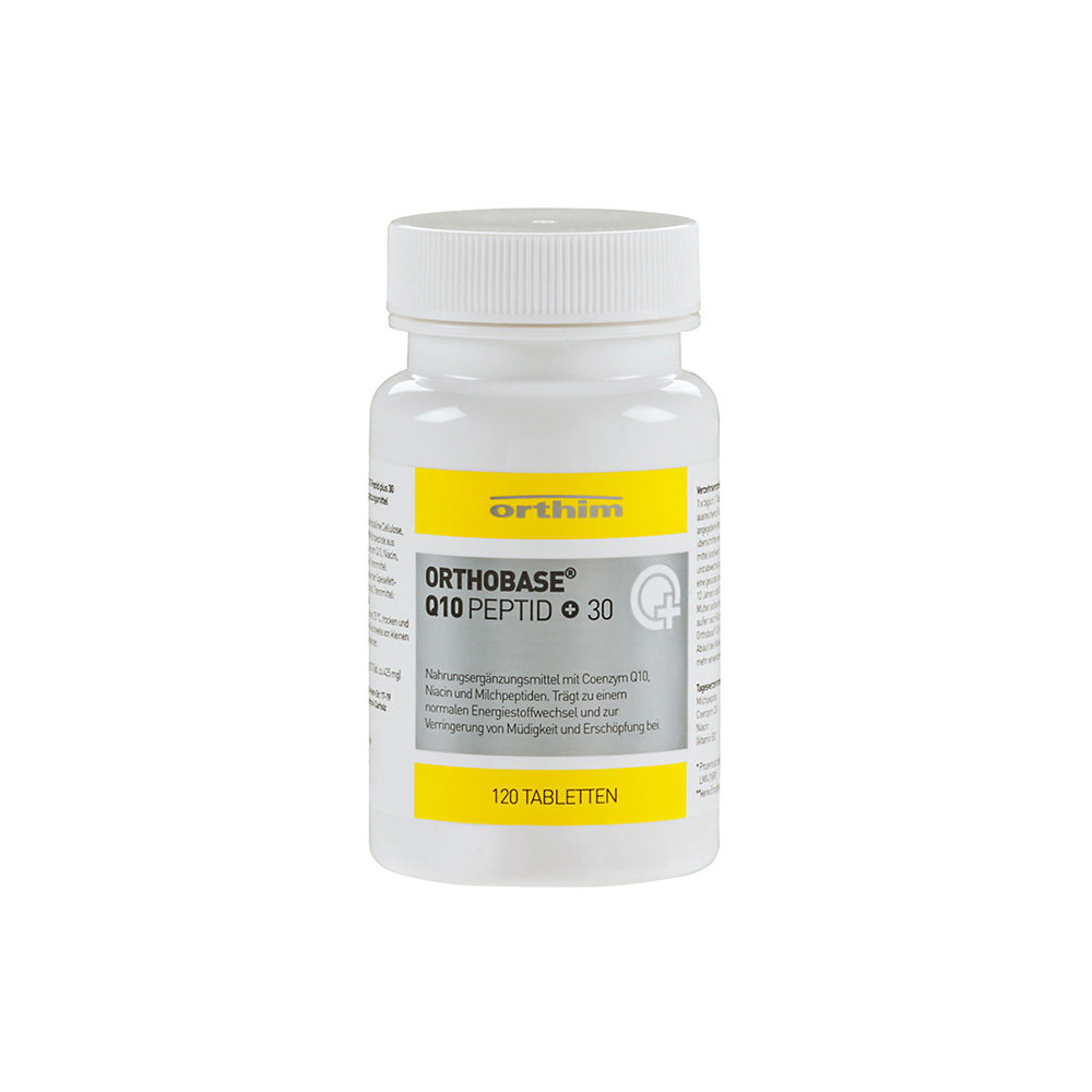 orthobase® Q10 Peptid plus 30