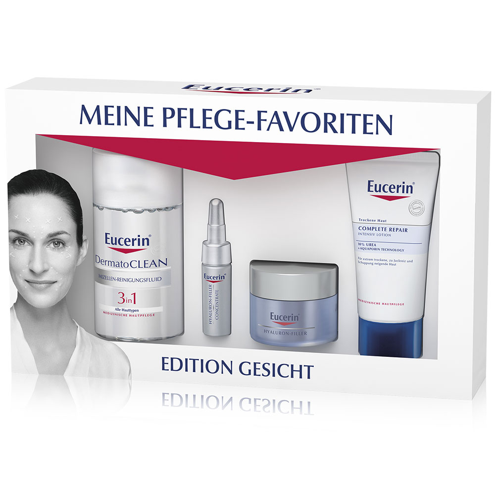 Eucerin® Pflege-Favoriten Set Edition Gesicht - shop