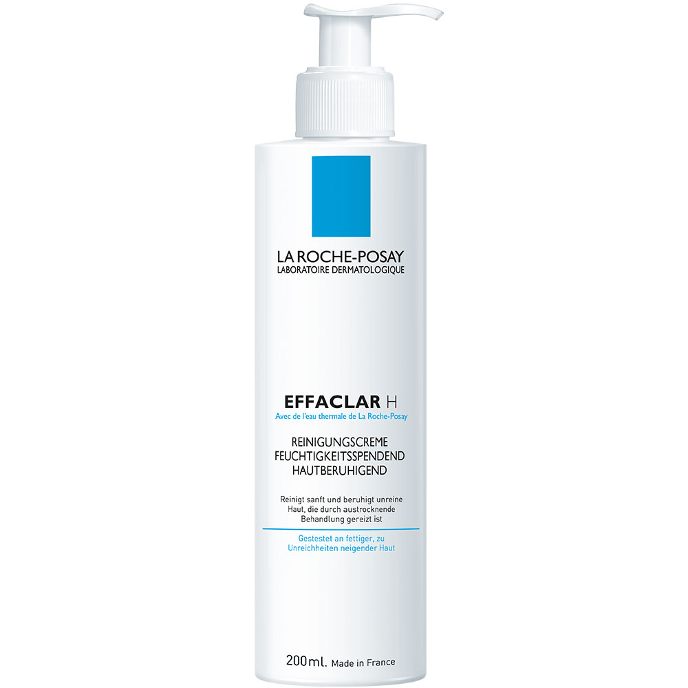 la roche posay effaclar h reinigungscreme 50 ml effaclar sch umendes reinigungsgel gratis. Black Bedroom Furniture Sets. Home Design Ideas