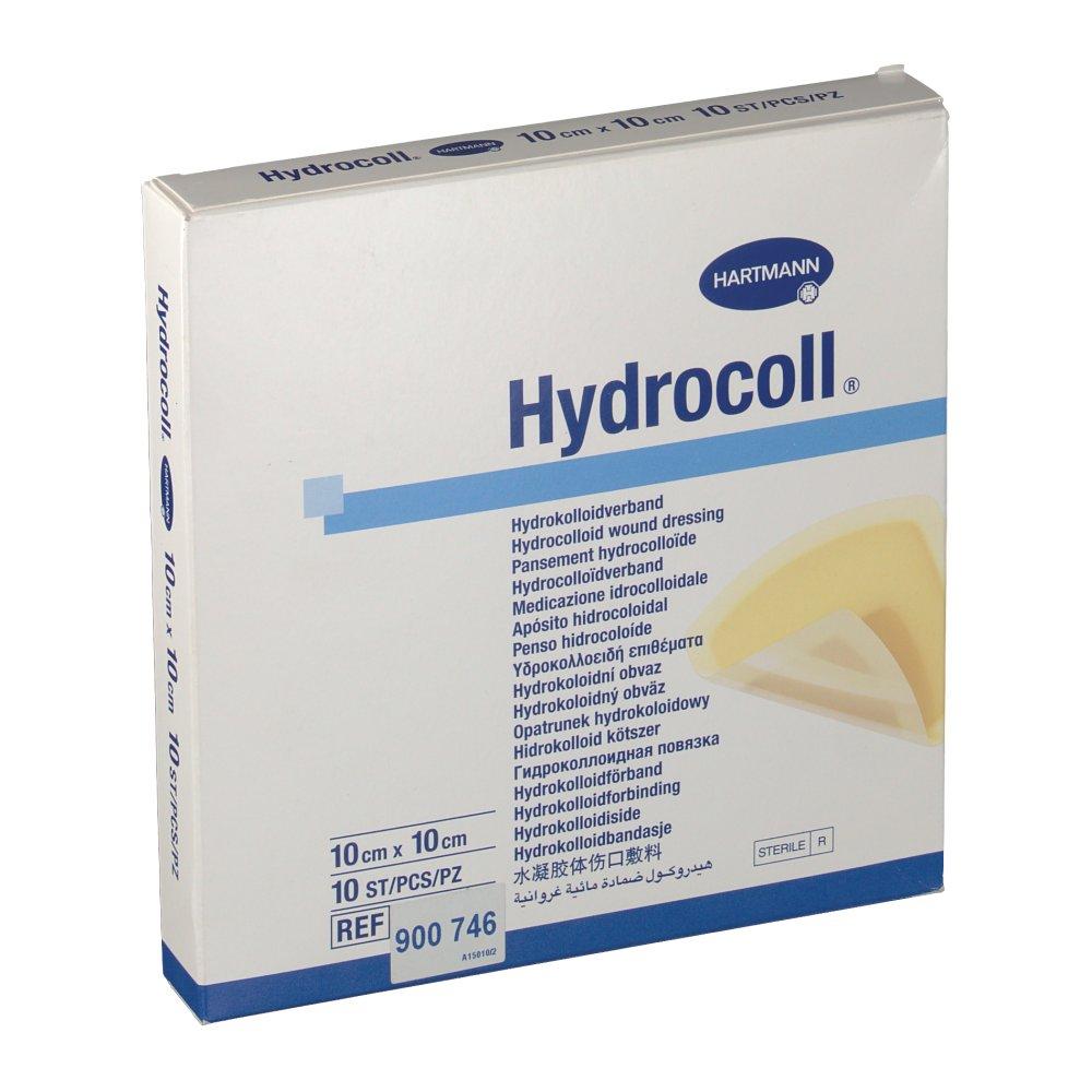 Hydrocoll Wundverb 10X10Cm