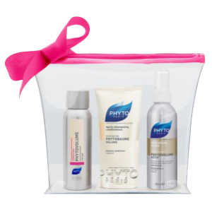 Phytovolume Travel Kit für feines Haar