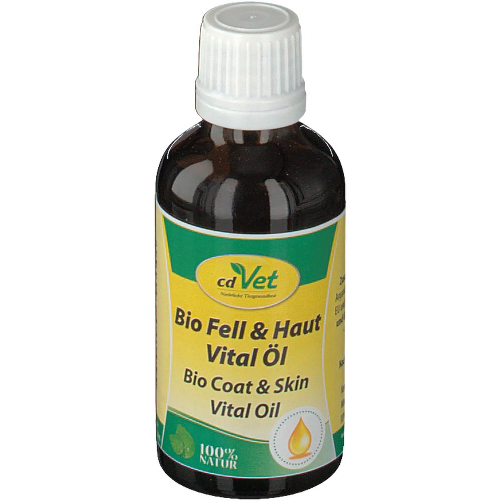 Bio Fell & Haut Vital-Öl