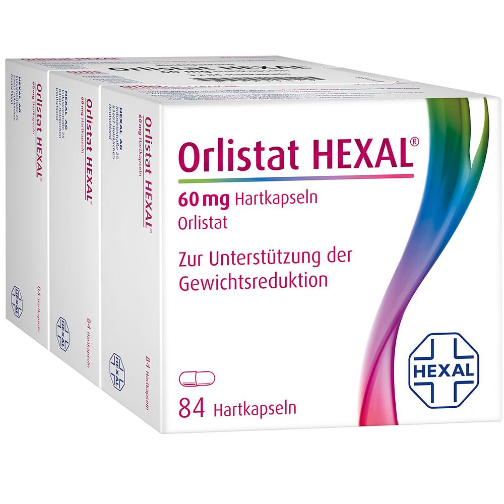 Orlistat Hexal® 60 mg