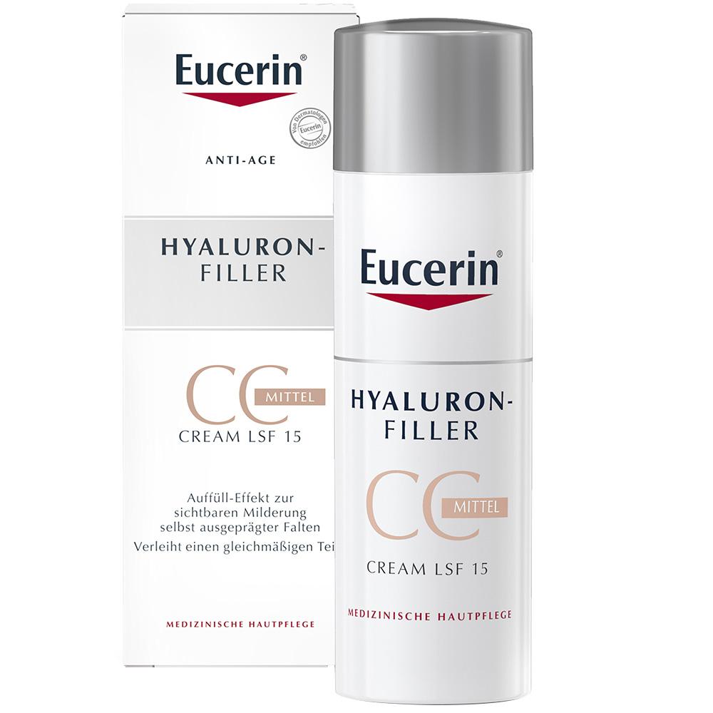 Eucerin HYALURON-FILLER CC tamniji krem