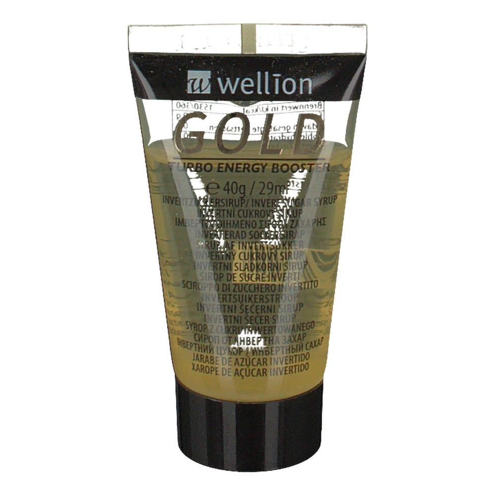 Wellion Gold Sirup Vanille