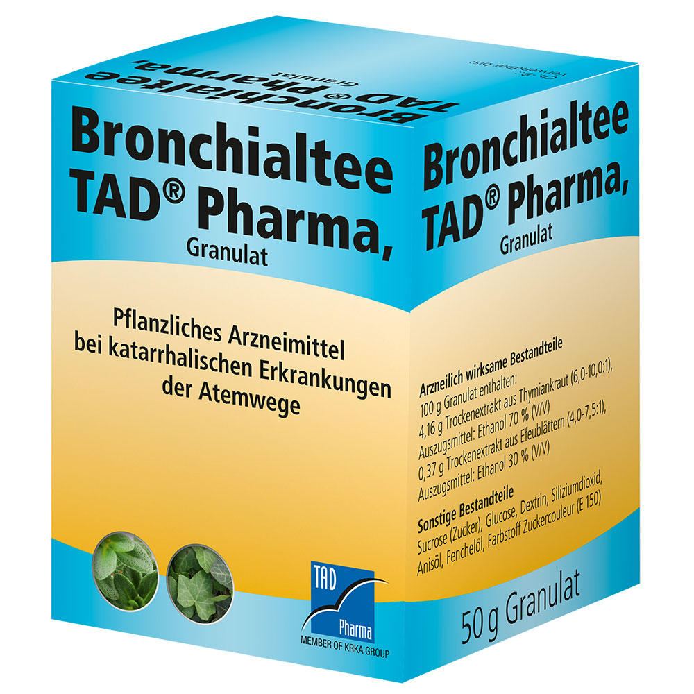 Bronchialtee Tad® Pharma