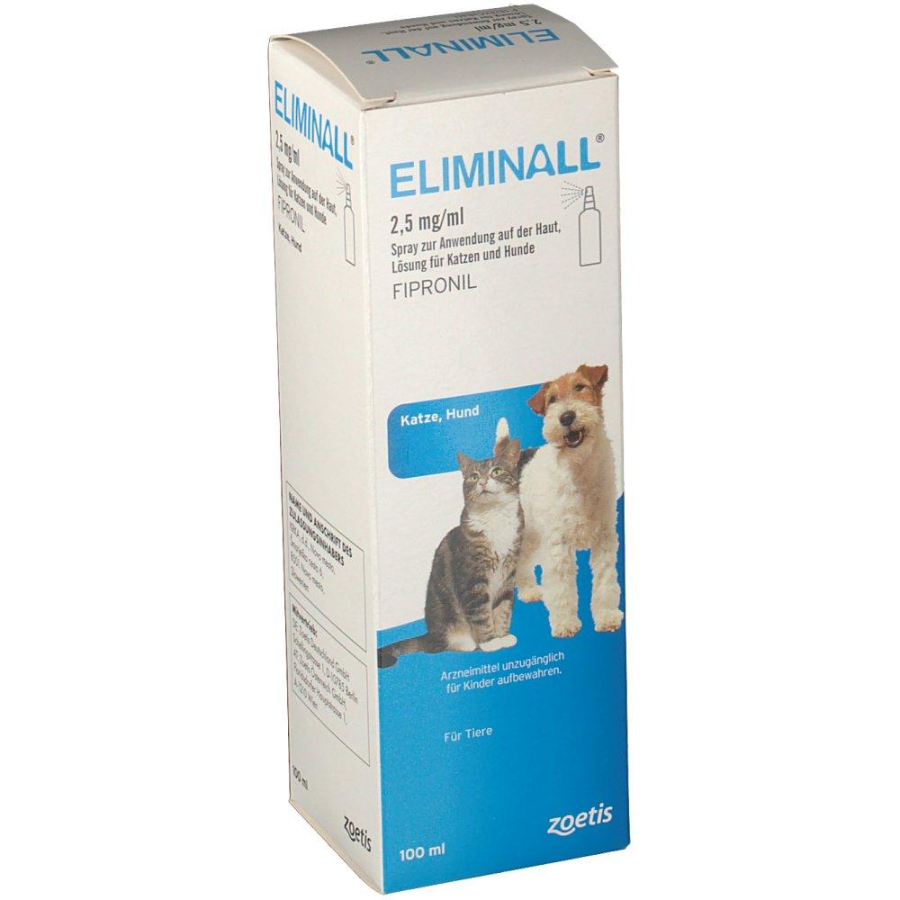 Eliminall® 2,5 mg für Hunde und Katzen
