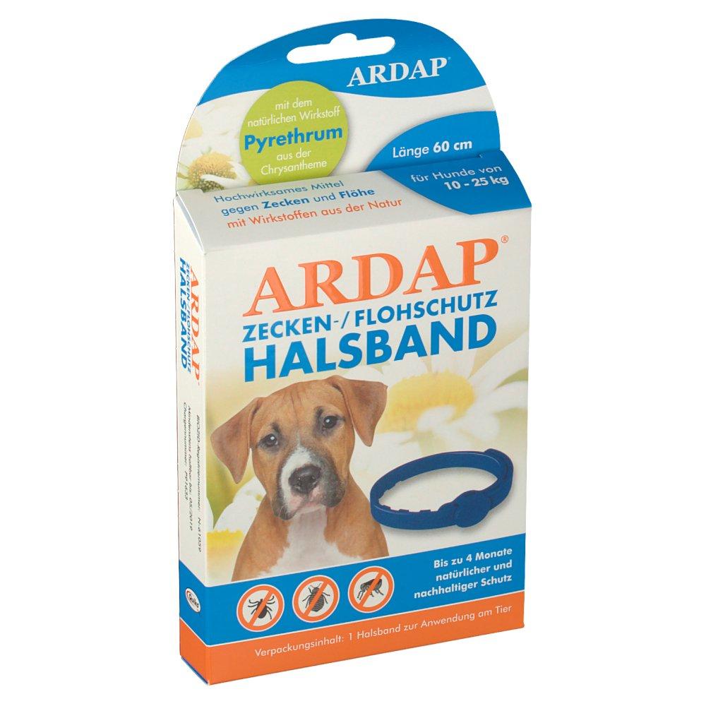 Ardap® Zecken- Floschutzhalsband mittlere Hunde...