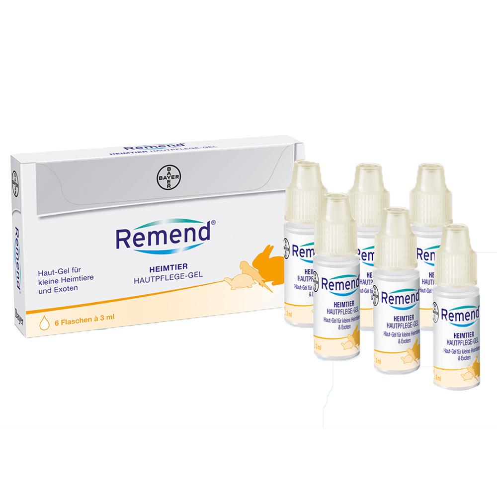 Remend® Heimtier Hautpflege-Gel