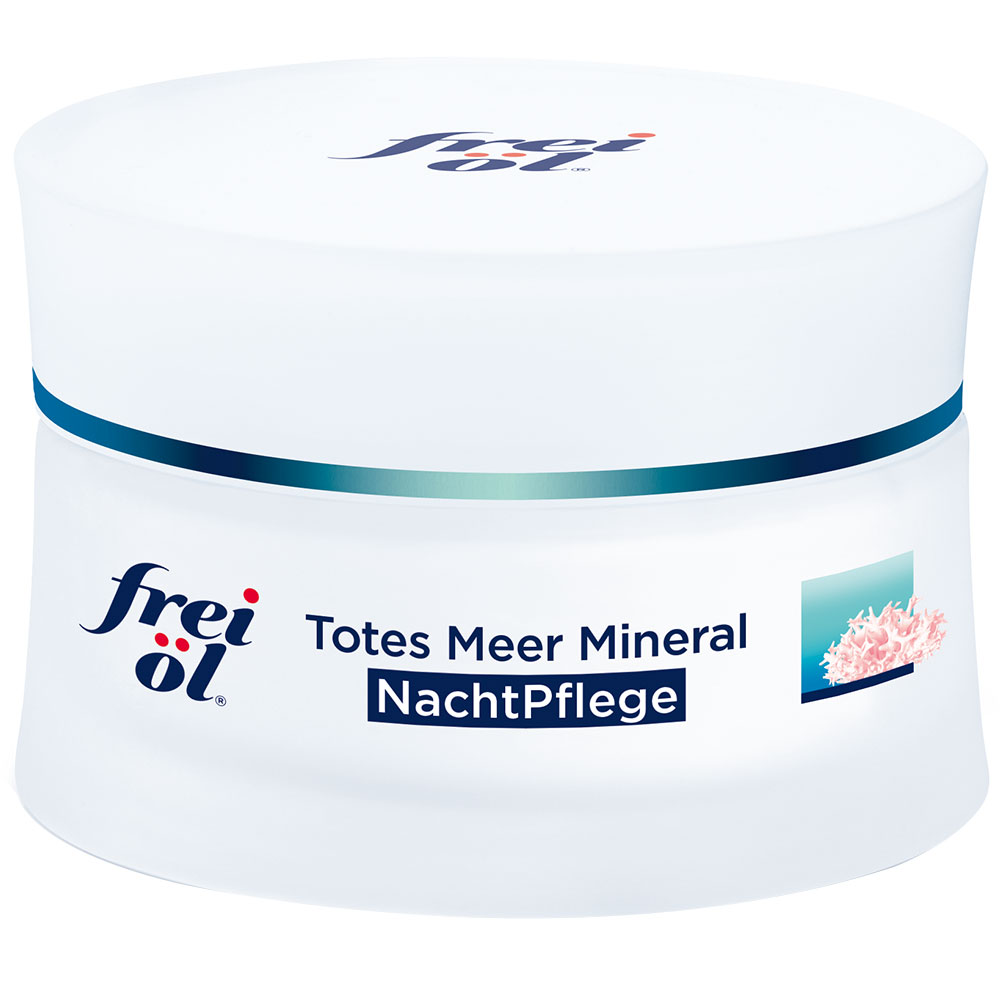 frei® öl Totes Meer Mineral NachtPflege