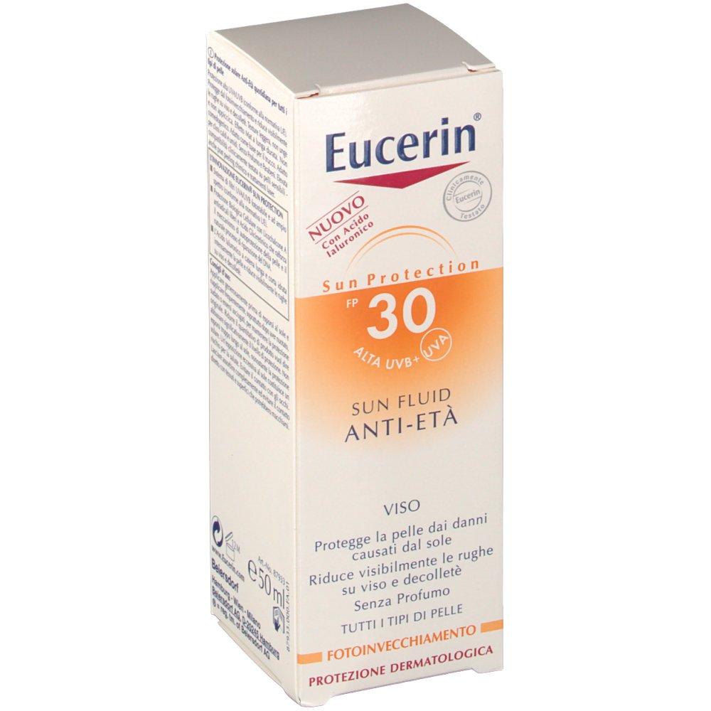 Eucerin® Sun Fluid Anti-Age LSF 30 - shop-apotheke.com