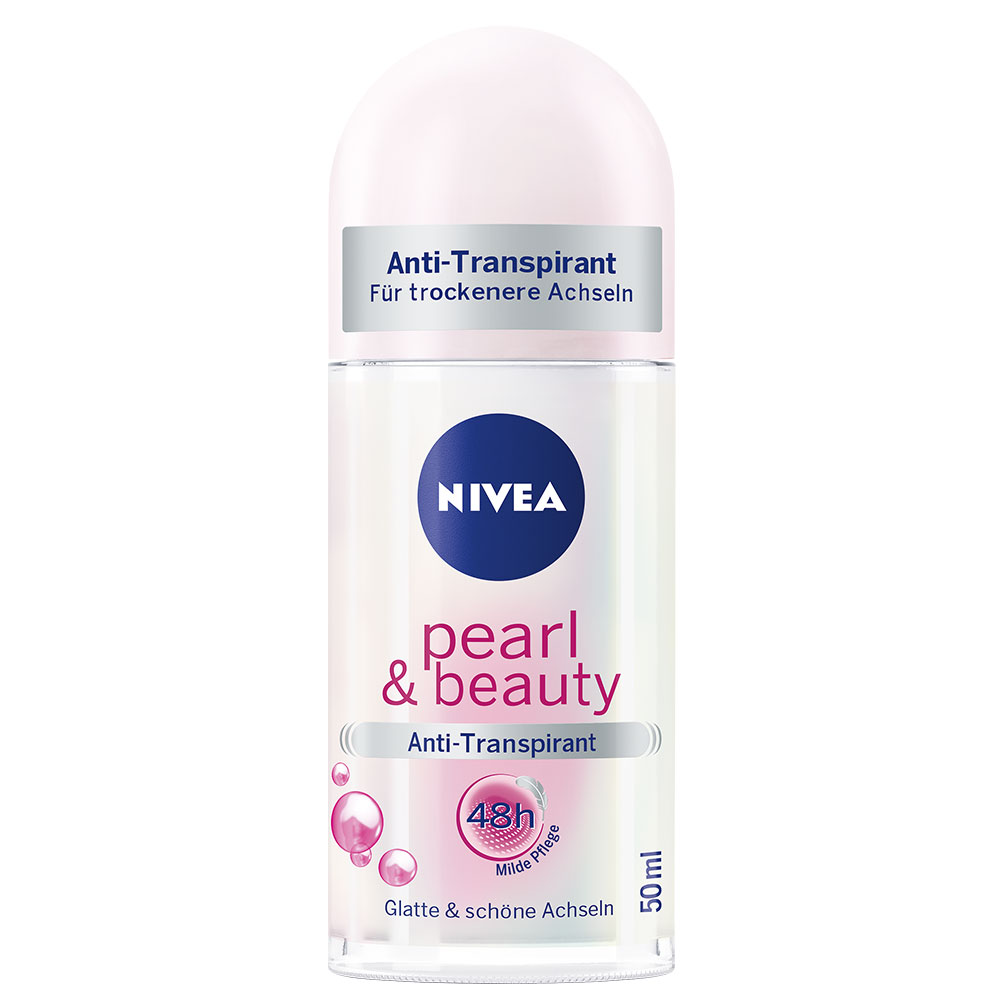Nivea® Pearl & Beauty Roll-On