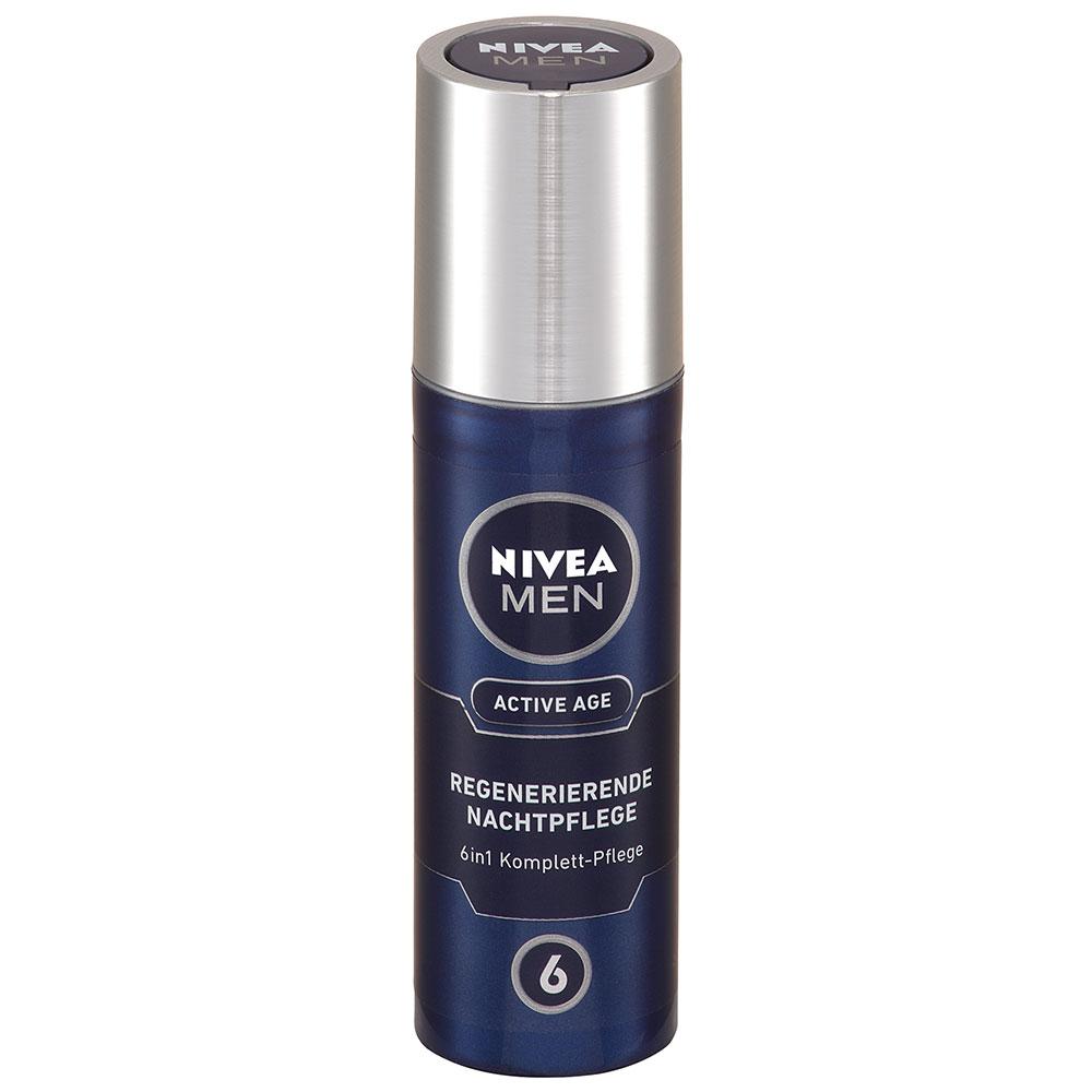 Nivea® MEN Active Age Regenerierende Nachtpflege