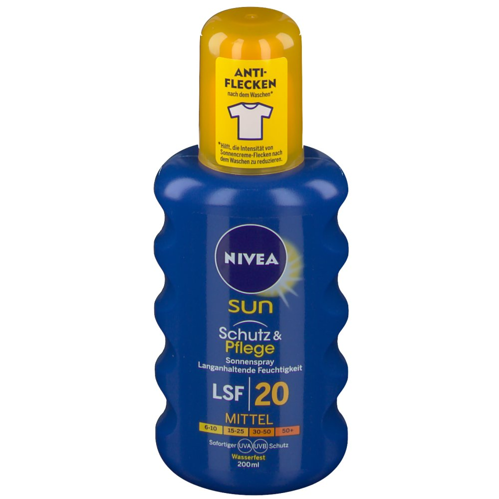 Nivea® SUN Pflegendes Sonnenspray LSF 20