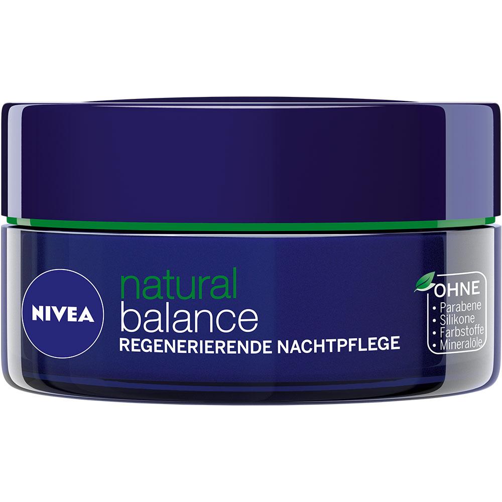 Nivea® Natural Balance Regenerierende Nachtpflege