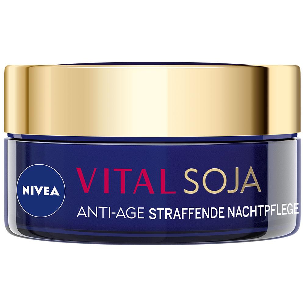 Nivea® Vital Soja Anti-Age Straffende Nachtpflege
