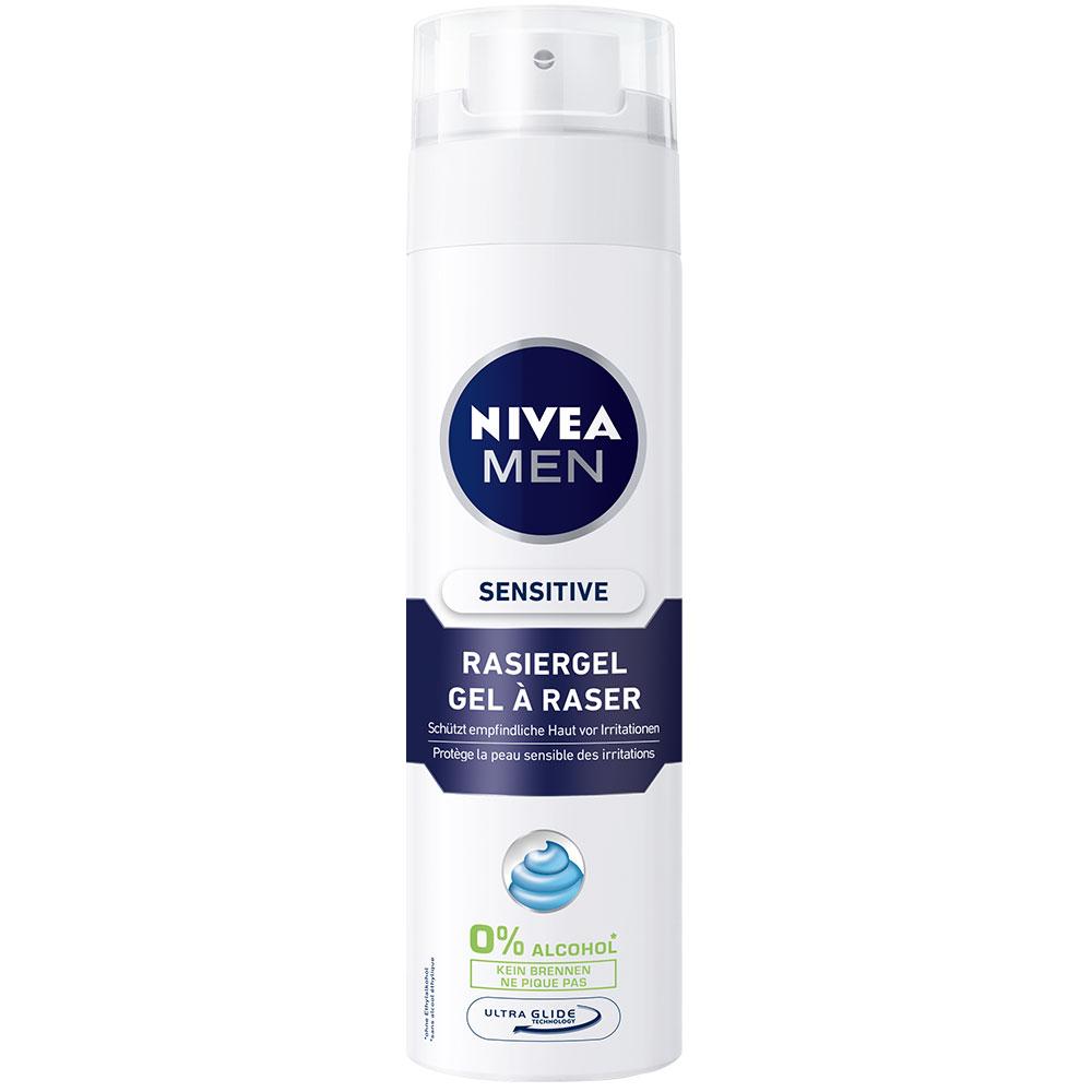 Nivea® MEN Sensitive Rasiergel