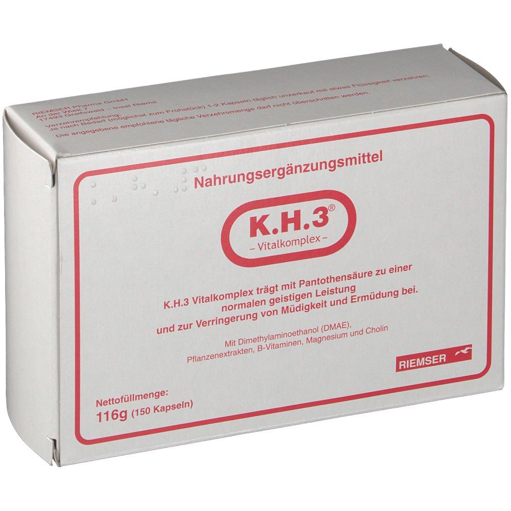 K.h.3® Vitalkomplex
