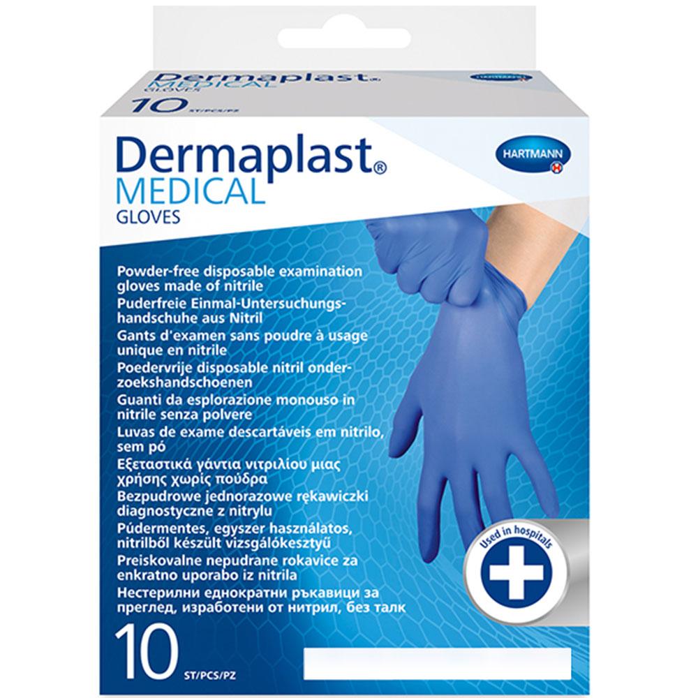c3c3979db456 billig Dermaplast® Medical Einmal-Handschuhe Gr. L ...