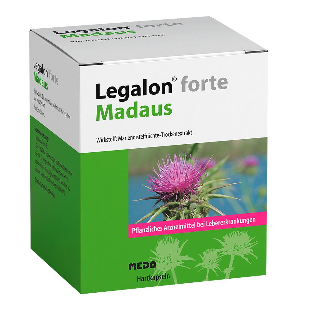 Legalon® forte Madaus