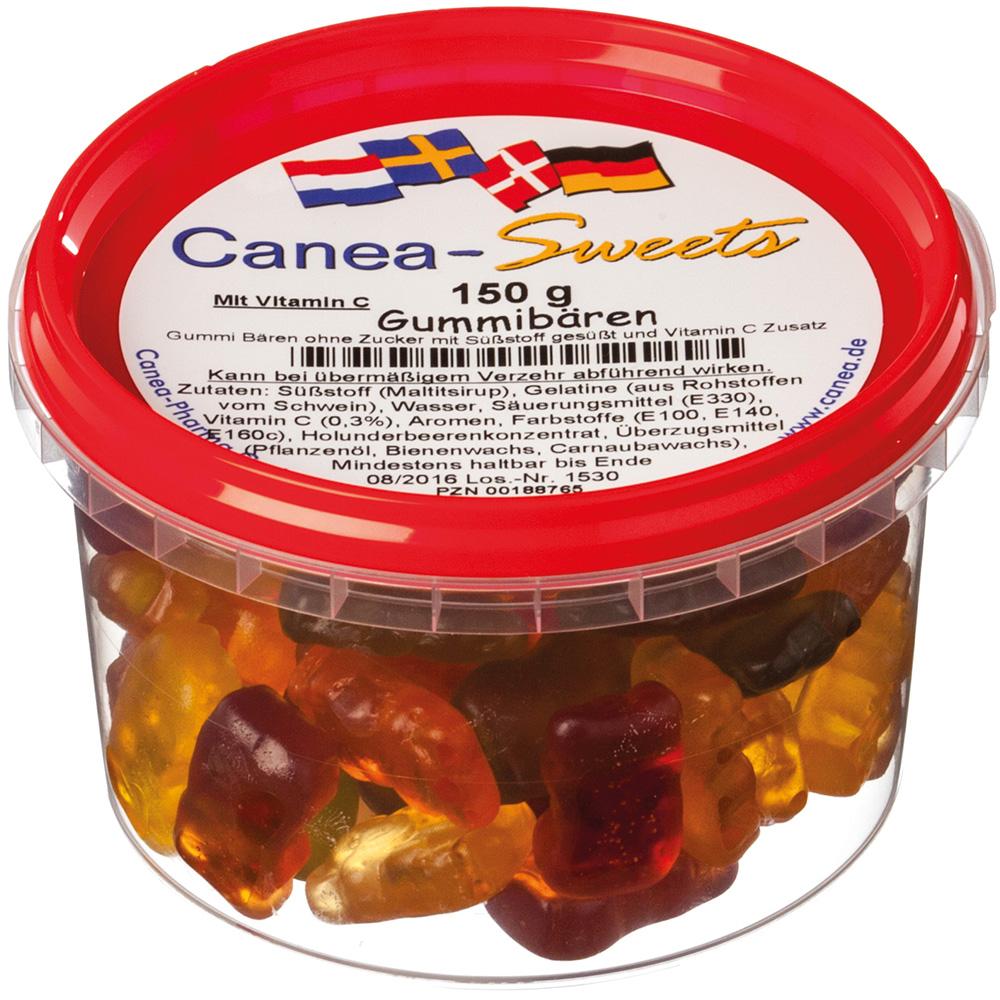 Canea-Sweet Gummibären zuckerfrei