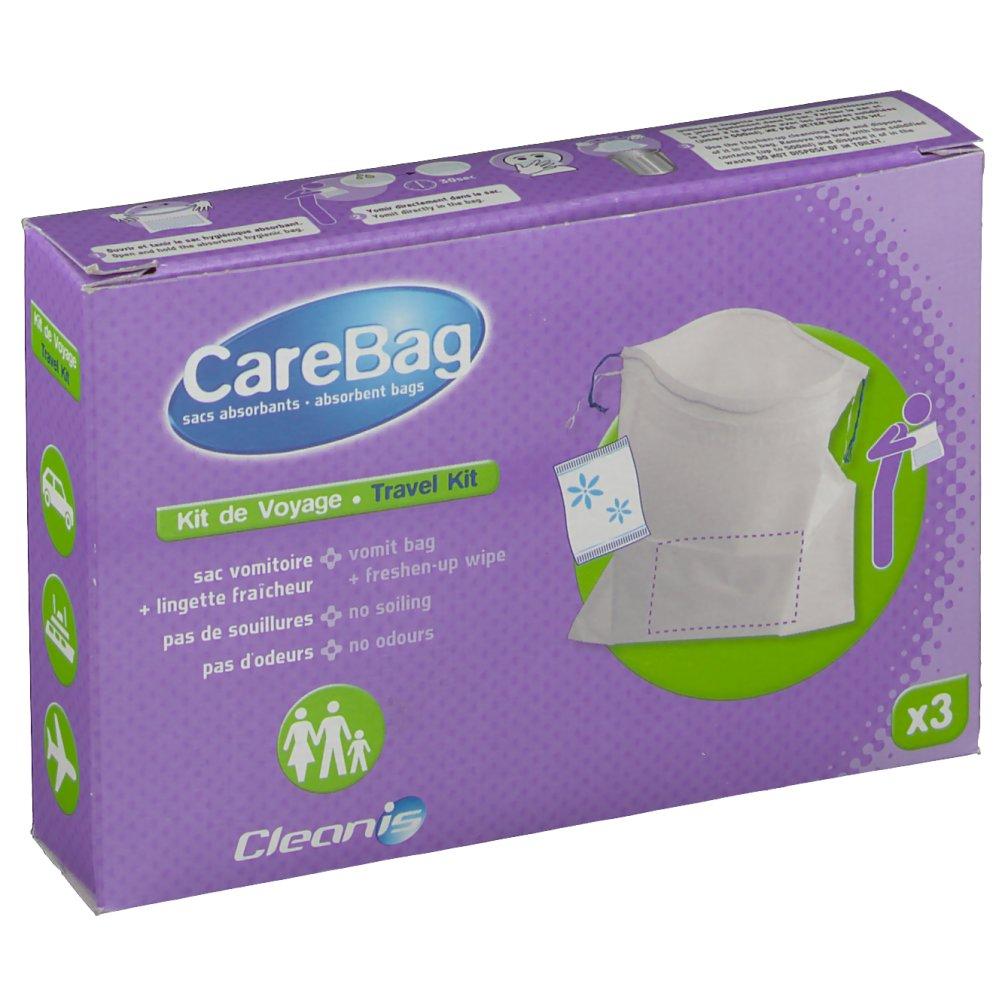 Dr. Junghans® CareBag Brechbeutel für unterwegs