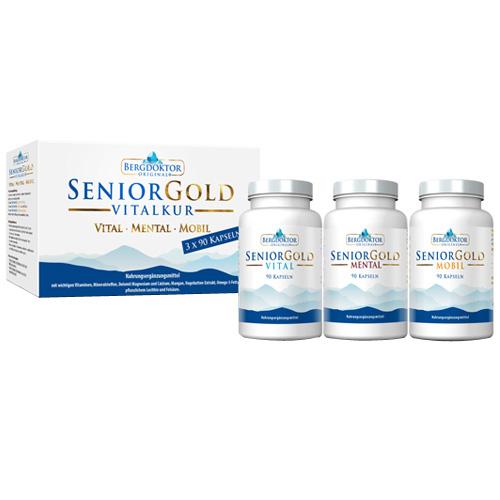 Bergdoktor Original® Seniorgold Vitalkur