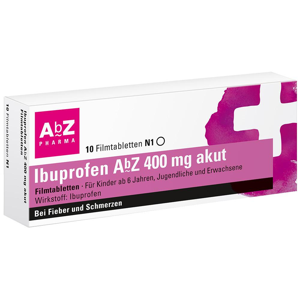 Ibuprofen Teilen