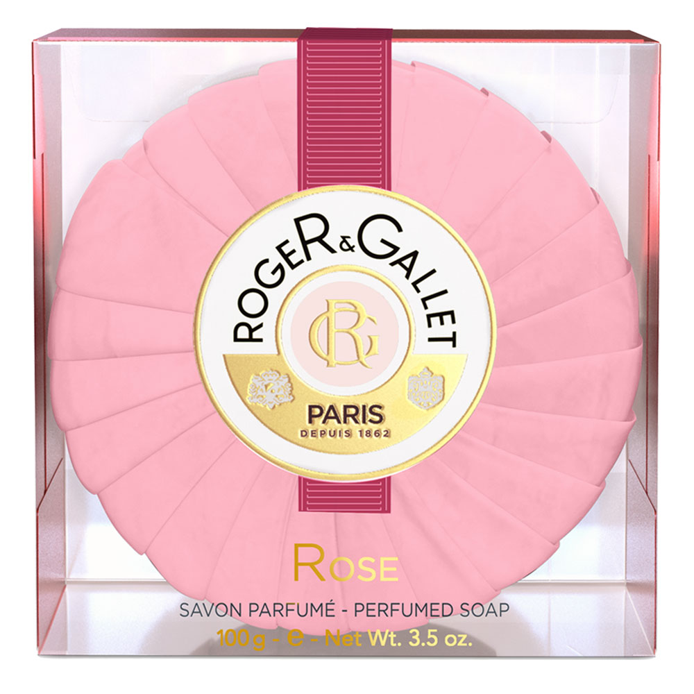 Roger & Gallet Rose Duftseife