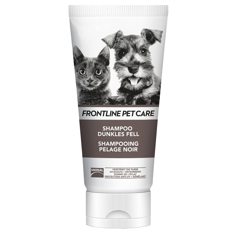 Frontline® PET Care Shampoo für dunkles Fell