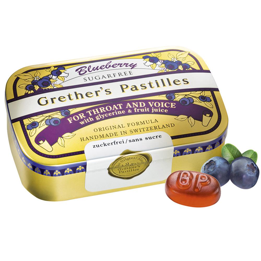 Grether's Pastilles - Blueberry