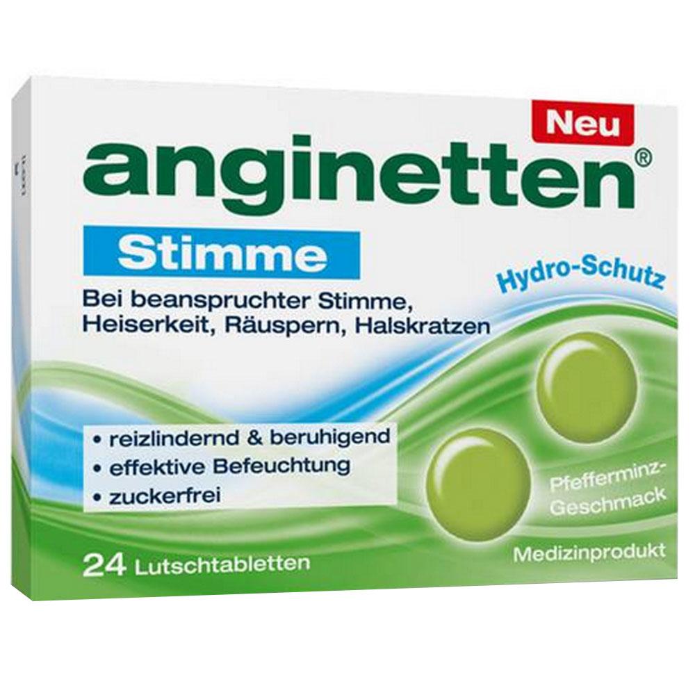 anginetten® Stimme