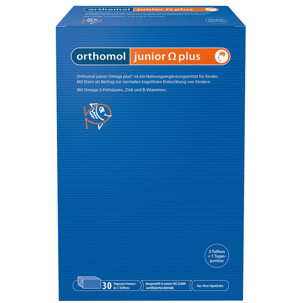 orthomol nahrungsergänzungsmittel